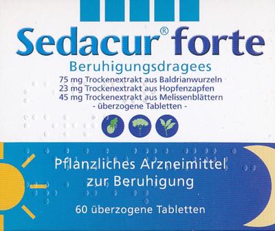 Sedacur Forte Beruhigungs (PZN 02647390)