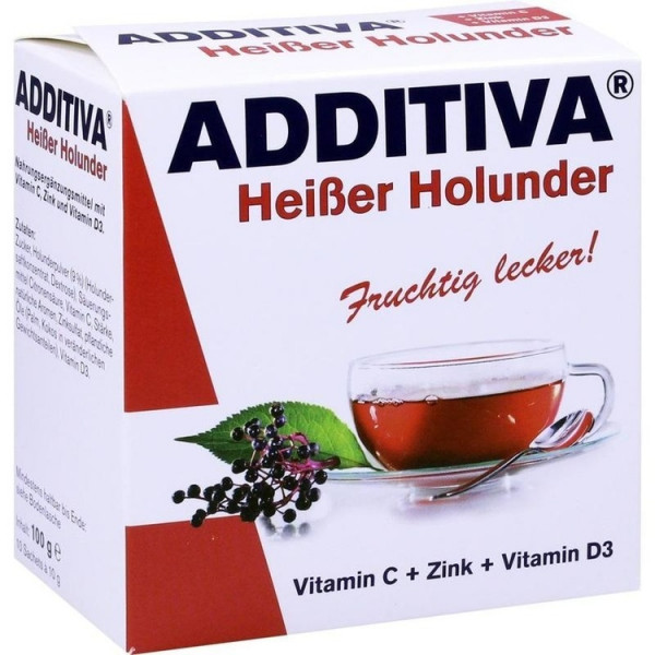 Additiva Heisser Holunder (PZN 10627579)