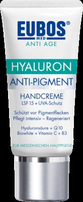 Eubos Hyaluron Anti Pigment Handcreme Lsf 15 (PZN 08466577)