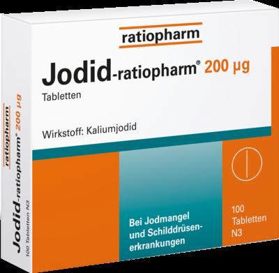 Jodid ratiopharm 200ug (PZN 04620018)