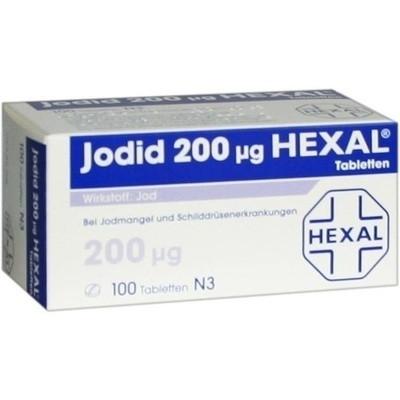Jodid 200hexal (PZN 03105998)
