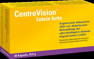Centrovision Lutein Forte Omega 3 (PZN 06722875)