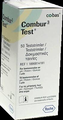 Combur 3 Test Teststreifen (PZN 00838536)