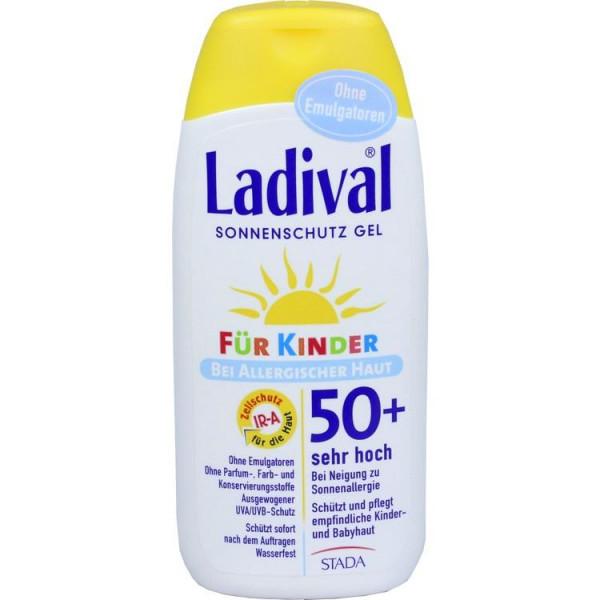 Ladival für Kinder bei allergischer Haut LSF 50+ (PZN 12372244)