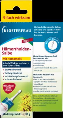 Klosterfrau Hämorrhoiden (PZN 10027158)