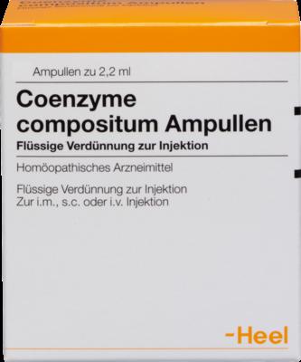 Coenzyme Comp. Amp. (PZN 04312759)