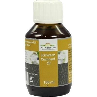 Schwarzkuemmeloel Ae M.vitamin E I.braunglas (PZN 08789748)
