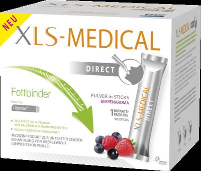Xls Medical Fettbinder Direct Sticks (PZN 10283654)