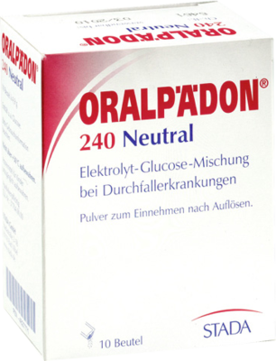 Oralpaedon 240 Pulver Neutral (PZN 04827771)