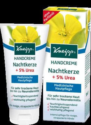 Kneipp Handcreme Nachtkerze + 5% Urea (PZN 09101961)