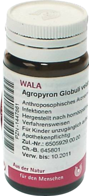 Agropyron Globuli Velati (PZN 01447861)