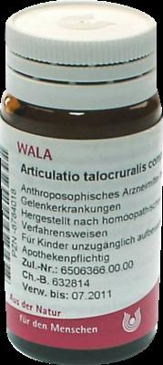 Articulatio Talocruralis Comp. (PZN 08784018)