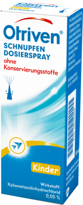 Otriven 0,05% Dosierspray Ohne Konserv.stoffe (PZN 08444558)