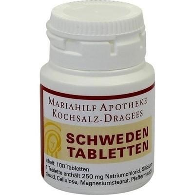 Schweden-tabletten 0,25 (PZN 06199480)