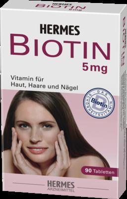 Biotin Hermes 5 mg (PZN 02253656)