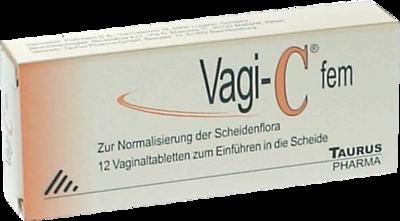 Vagi C Fem Vaginal (PZN 02820167)