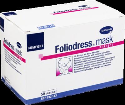 Foliodress Mask Comfort Perfect Gruen Op Masken (PZN 02845552)
