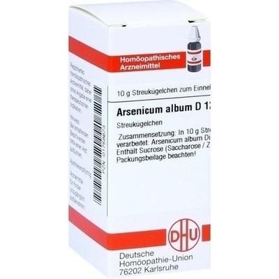 Arsenicum Album D 12 (PZN 01758673)