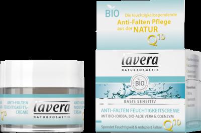 Lavera Basis Sensitiv Feuchtigkeitscreme Q10dt (PZN 10787745)