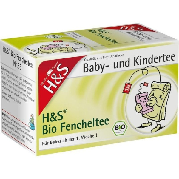 H&S Bio Fenchelt Baby+Kind (PZN 11213288)