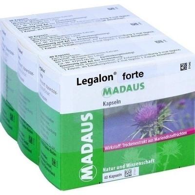 Legalon Forte (PZN 09912435)
