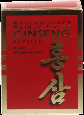 Roter Ginseng  300mg (PZN 03410224)