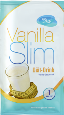 Apoday Vanilla Slim Pulver Portions (PZN 10123838)