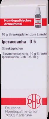 Ipecacuanha D 6 (PZN 01774229)