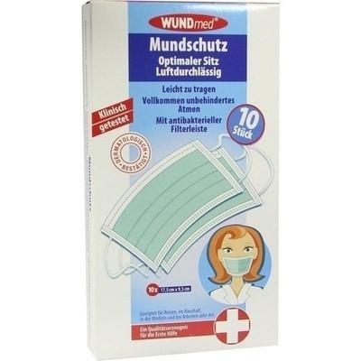 Mundschutz M.antibakterieller Filterleiste (PZN 07393936)