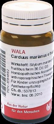 Carduus Marianus E Fruct. D3 (PZN 08784892)