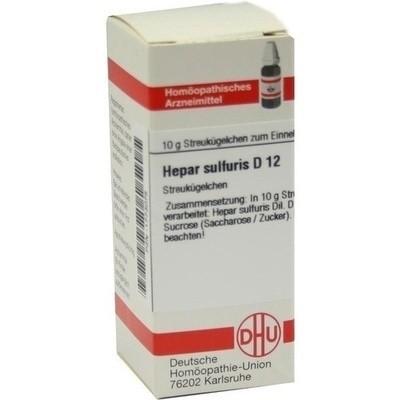 Hepar Sulfuris D 12 (PZN 01773075)