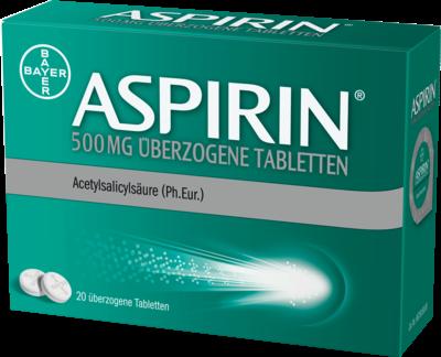 Aspirin 500mg (PZN 10203603)
