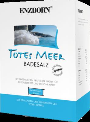 Totes Meer Badesalz Enzborn (PZN 02166325)