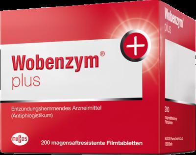 Wobenzym Plus (PZN 06499526)