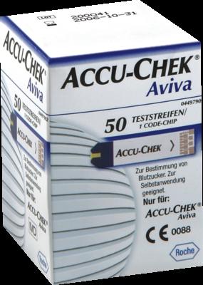 Accu Chek Aviva Teststreifen Plasma Ii (PZN 06114963)