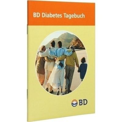 Bd Diabetiker Tagebuch F.insulinpfl.diabetiker (PZN 00600711)