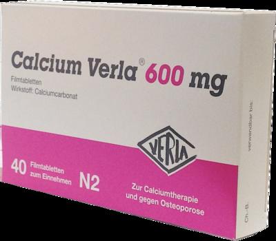 Calcium Verla 600 mg Film (PZN 01047357)