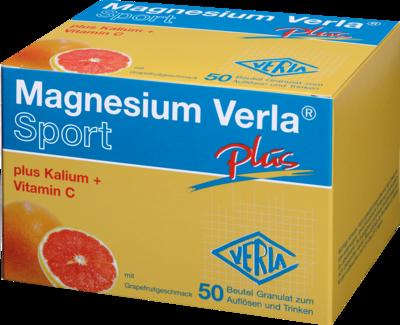 Magnesium Verla Plus (PZN 01007872)