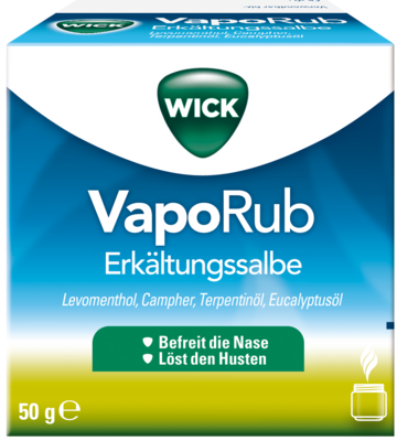Wick Vaporub Erkaeltungssalbe (PZN 00358693)