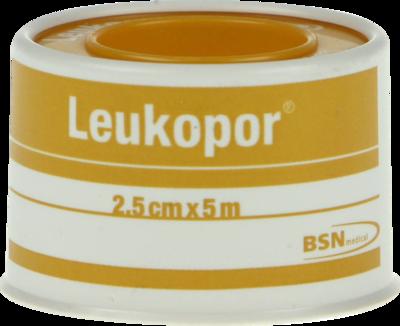Leukopor 5 M X 2,50 Cm 2472 (PZN 01698801)