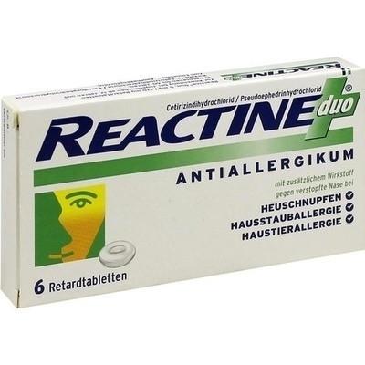 Reactine Duo (PZN 07387580)
