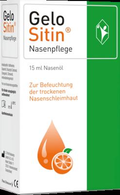 Gelositin Nasenpflege (PZN 03941654)