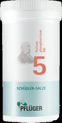 Biochemie Pflüger 5 Kalium phosphoricum D6 (PZN 06319240)