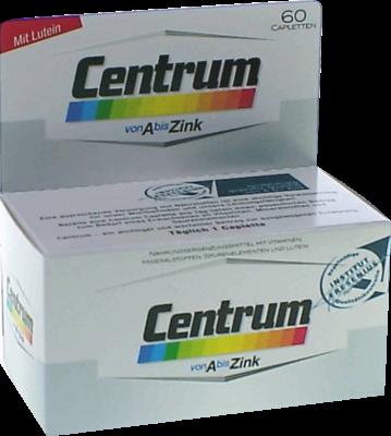 Centrum A-zink + Floraglo Lutein Caplette (PZN 07394485)