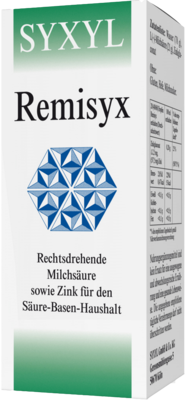 Remisyx Syxyl (PZN 09634427)
