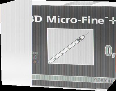 BD Micro-Fine + Demi U-40 Insulinspritzen 8mm (PZN 07468060)