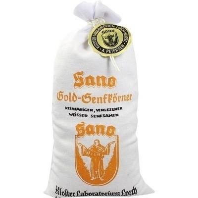 Sano Gold Senfkoerner (PZN 03399505)