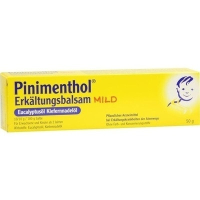 Pinimenthol Erkältungsbalsam mild (PZN 07779943)