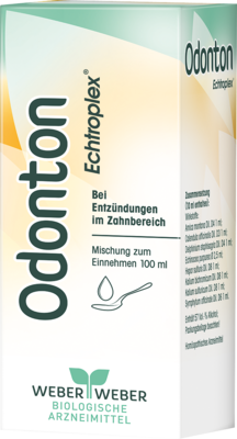 Odonton Echtroplex (PZN 03546751)