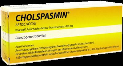 Cholspasmin Artischocke (PZN 09705305)